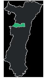 Carte de l'Alsace location région de Molsheim-Mutzig
