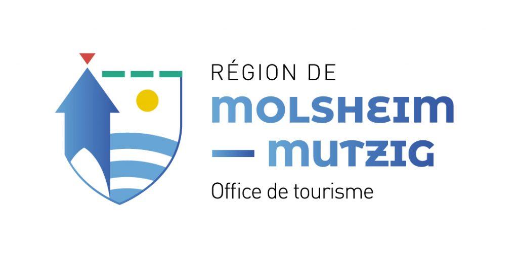Logo Officiel de l'Office de Tourisme de la Région de Molsheim-Mutzig