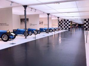 Bugatti en compétition
