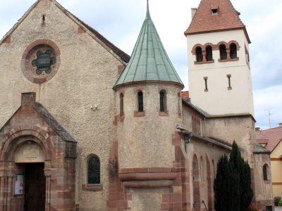 Avolsheim_église St Materne©Riegert