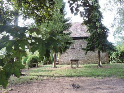 Chapelle Rimlen Ergersheim