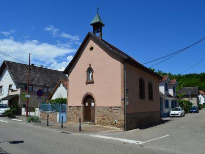 Chapelle de la vierge à DInsheim sur Bruche