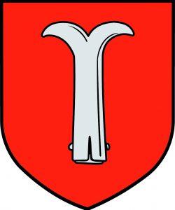 Dinsheim sur Bruche blason