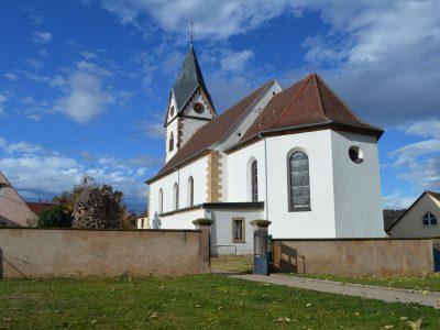 Eglise Saint Martin de Gresswiller