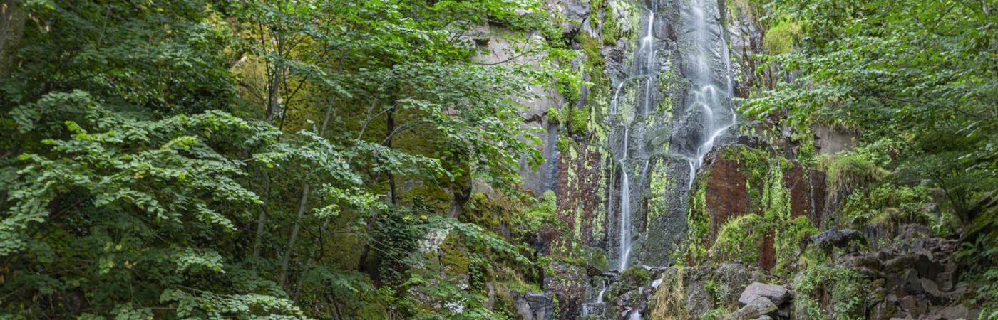 Cascade du Nideck à Oberhaslach
