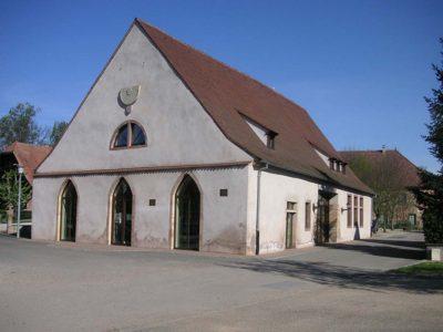 Grange dimière à Altorf
