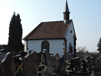 chapelle notre dame à Ernolsheim Bruche