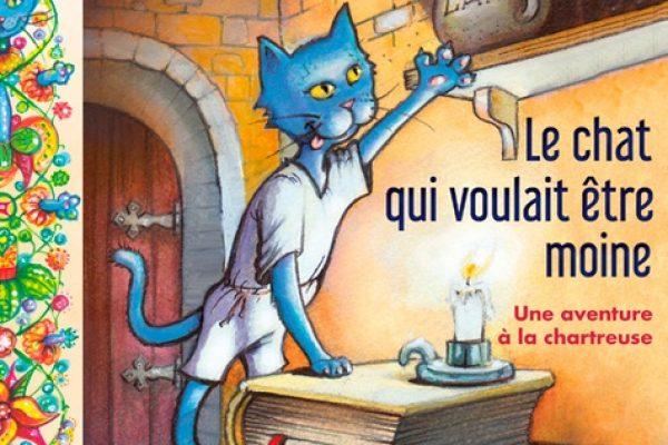 Le Chat qui voulait être moine
